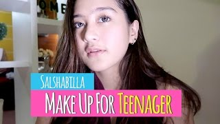 Salshabilla #BEAUTY - MAKE UP FOR TEENAGER