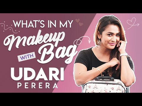 Xxx Mp4 Udari Perera What 39 S In My Makeup Bag E01 Bold Amp Beautiful 3gp Sex