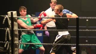 Irish Guard's Boxing Night Boxers Entrance Music