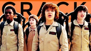 ► stranger things | crack (season 2)