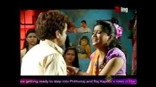 Rajpal Yadav On The Sets Of 'Babuji Ek Ticket Bambai'