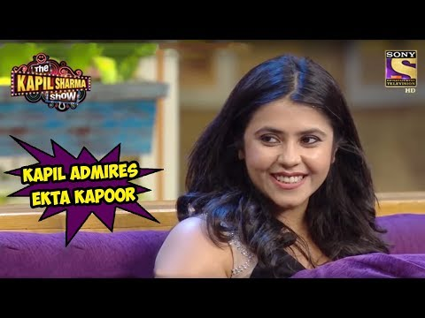 Xxx Mp4 Kapil Admires Ekta Kapoor The Kapil Sharma Show 3gp Sex
