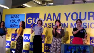 Super Girls—自由選擇(GU) Live Part1