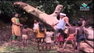 Adiverukal Movie - Mohanlal Making Fun With Children