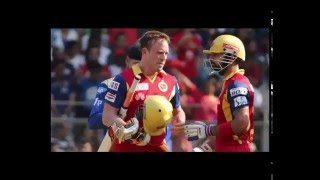 ipl 2016 match 4 highlights RCB vs SRH ,Royal Challengers won by 45 runs