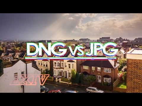 DNG vs JPG - Smartphone Photography Tips & Tricks