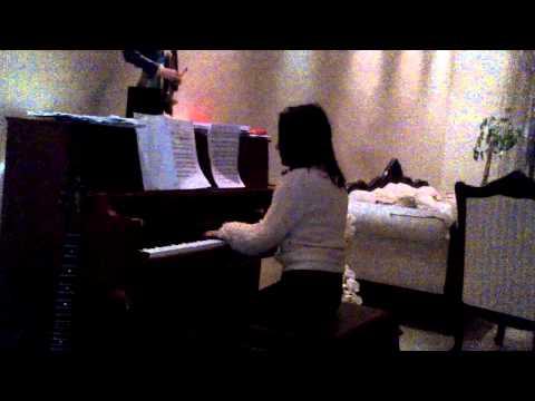 Yasmin abu diab - titanic on piano