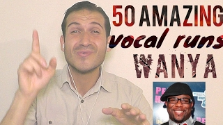 50 Amazing Male Vocal Runs - Wanya Morris Edition + My Reactions/Seizures LOL