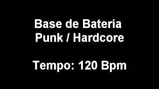 Base de Batería - Punk / Hardcore