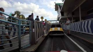 Tomorrowland Speedway no Magic Kingdom