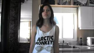 Why'd You Only Call Me When You're High? (Arctic Monkeys) - Lisa Riendeau