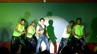Jhamela Movie Music launch Performence 2016