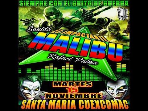 El Embrujo De Cumbia Sonido Malibu Santa Maria Acuéxcoma xv Años