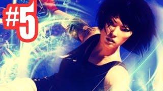 Mirror's Edge Gameplay Walkthrough - Chapter 4 - ROPEBURN!! (Xbox 360/PS3/PC Gameplay HD)