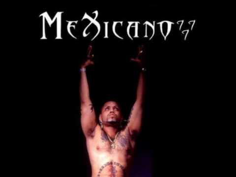 mexicano 777 - bandera
