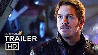 AVENGERS: INFINITY WAR Star Lord Mocks Thor Trailer NEW (2018) Marvel Superhero Movie HD