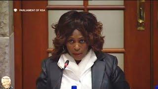 Watch Makhosi Khoza AND Mbuyiseni Ndlozi Upset By ANC Boycott