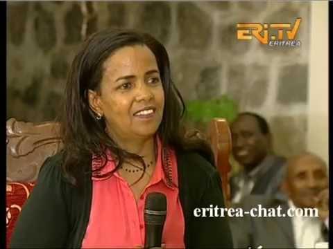 Eritrean Merhaba Interview with Actor Weini Tewolde Part 1 Eritrea TV