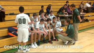 Basketball Highlights - 7th Grade Boys vs. Kinard - 11/17/14