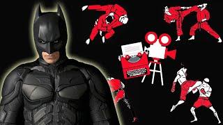 Batman Fight Scene Breakdown - The Dark Knight Rises