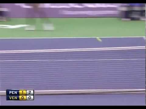 NUDE BREAST OF Venus Williams playing
