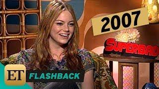 FLASHBACK: 'Superbad' Turns 10! Why Emma Stone Had 'So Much Fun' Kissing Jonah Hill