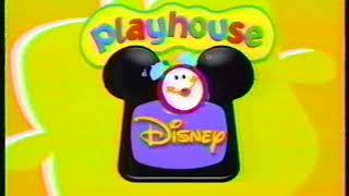 Playhouse Disney Commercial Breaks (07/15/2001)