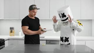 [Replace] Cooking With Marshmello: How To Make Pierogies (Feat. Vitaly)