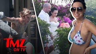 Justin Bieber's Gonna Be A Big Brother ... Again! | TMZ TV