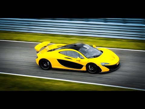 Supercars racing on the TRACK LaFerrari P1 918 Spyder Agera R