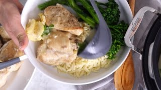 How to Make Braised Chicken in 25 Minutes with the All-Clad Electric Pressure Cooker