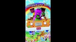 Barney's Adventure Bus (2000 VHS Rip)