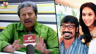 Aishwarya Rajinikanth is changing DHANUSH into her dream HUSBAND : Rajkiran Interview | Power Pandi