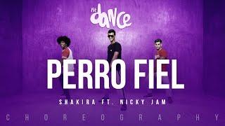 Perro Fiel  - Shakira ft. Nicky Jam | FitDance Life (Coreografía) Dance Video