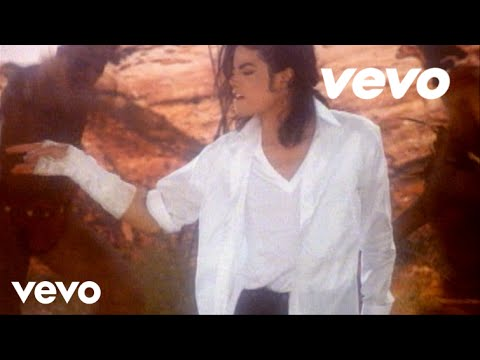 Michael Jackson - Black Or White (Shortened Version)