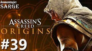 Zagrajmy w Assassin's Creed Origins [PS4 Pro] odc. 39 - Świętowanie w Aleksandrii
