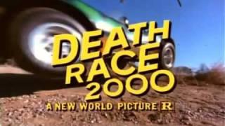 Death Race 2000 OFFICIAL Trailer