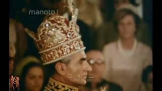 Farah Diba Pahlavi Crown Coronation