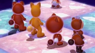 Super Mario 3D World - World Crown Champion Road (4-Player)