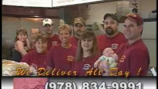 The Pizza Factory Commercial
