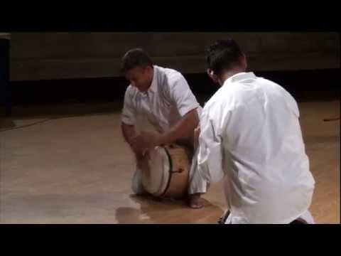 Entreverao de Racies La fiesta del tambor Tambor Veleño
