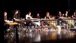 Bacchanale Performed by the MSHS Percussion Ensemble 2007-08