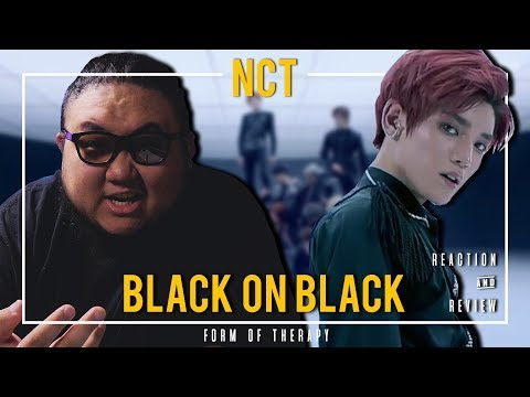 "Producer Reacts to NCT 2018 ""Black On Black"""