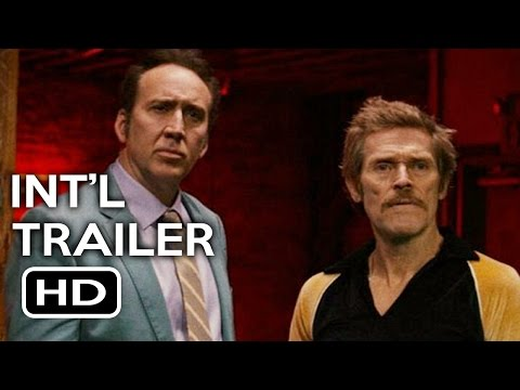 Dog Eat Dog Official International Trailer #1 (2016) Nicolas Cage, Willem Dafoe Crime Movie HD