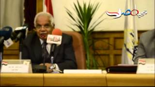 محافظ القاهرة ادعوا للرئيس ولمصر