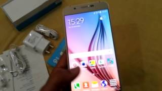 Samsung Galaxy A8 2016 Unboxing HD Video | Hindi Samsung Galaxy A8 Unboxing with Review
