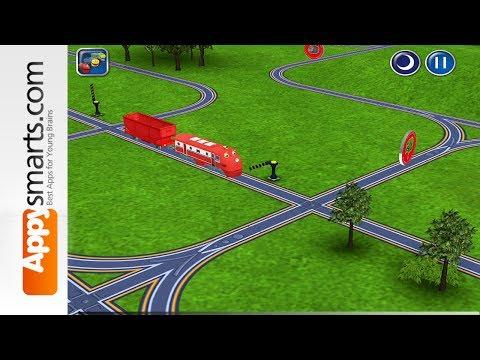 Chuggington Traintastic Adventures app demo gameplay