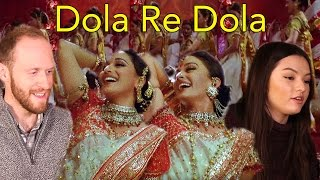 Dola Re Dola (Video Song) Devdas | Reaction| Head Spread| Bollywood