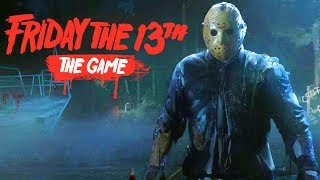 MEDO DO JASON (Friday the 13th the Game) #SemanaDoTerror