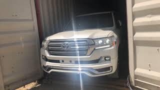 NEW 2018 TOYOTA LAND CRUISER GXR V6 Full Option Engine Gasoline   Redline Review-Car Shoping